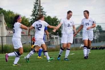 Women's Soccer Announces Seven Recruits in Class of 2016