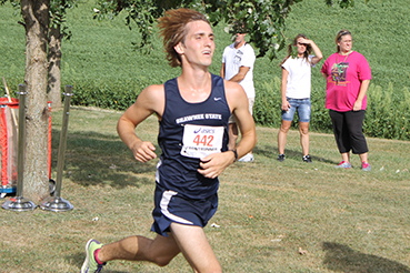 Men's Cross Country Ranked No. 5 Nationally in Latest Coaches' Poll