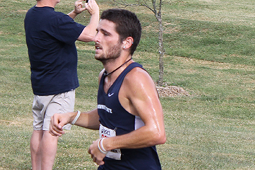 Men's Cross Country Has Seven Run Under 27 Minutes at Michigan State