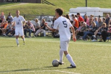 Ben Pulsford scored the lone goal in Shawnee State's 3-1 loss at Asbury on Friday.