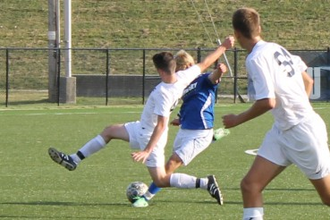 Joe Lamont scored in the 52nd minute to spark an SSU comeback that fell just short.