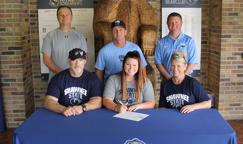 Photo for Softball inks transfer Kayla Koch for 2017