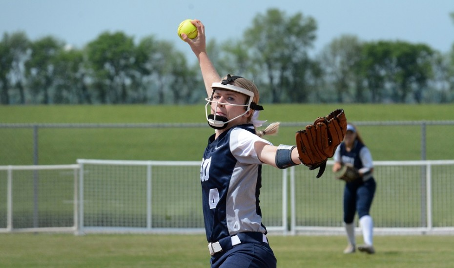 Photo for Softball falls to Lindsey Wilson in second MSC Tournament Game