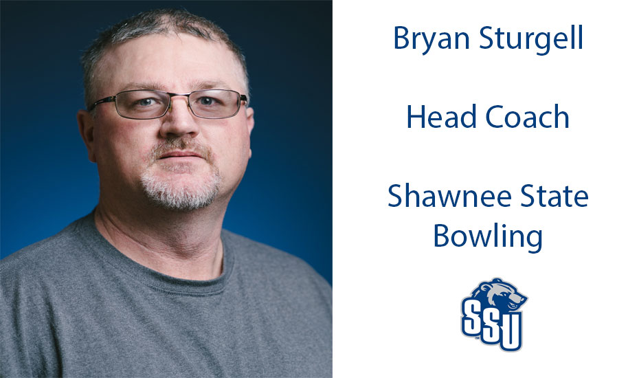 Photo for Bryan Sturgell named first head bowling coach