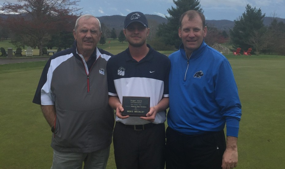 Photo for Men's Golf wins SSU Roger Merb Invitational
