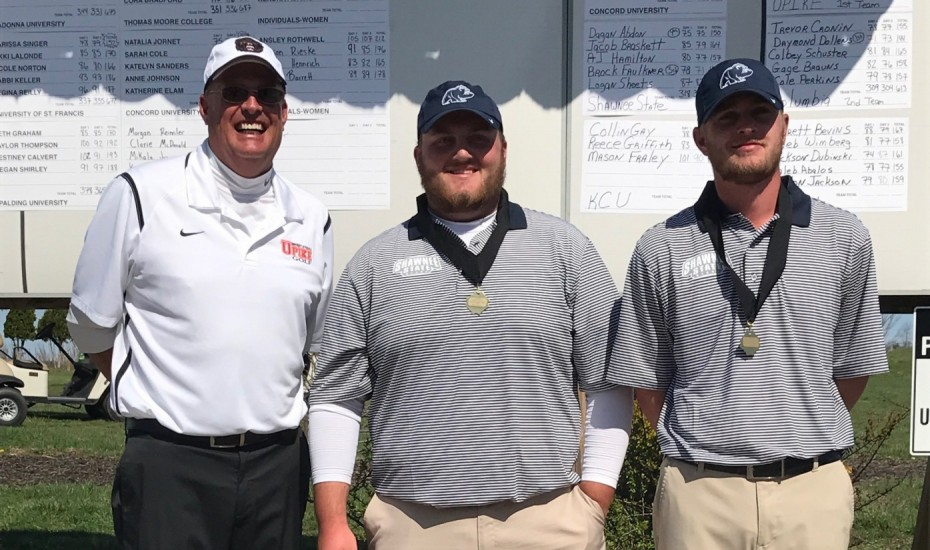Photo for Golf competes at Pikeville Invitational