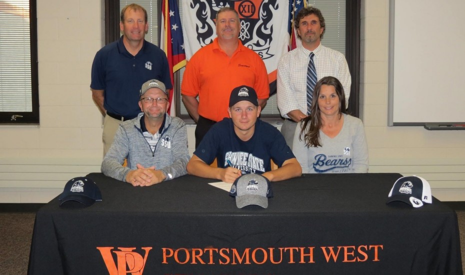 Photo for Men's Golf sign Jordan Tieman from West Portsmouth