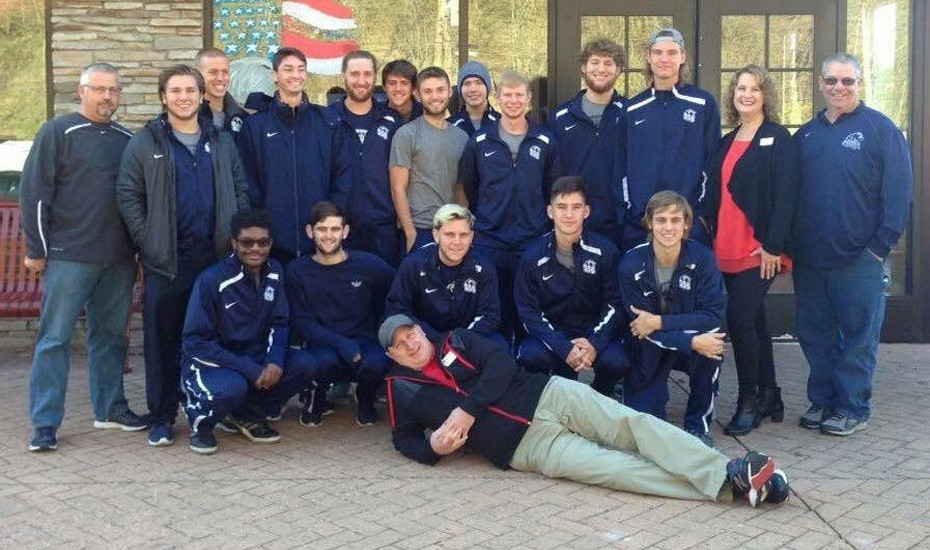 Photo for Men's Soccer participates in Red Cross Pancake Breakfast