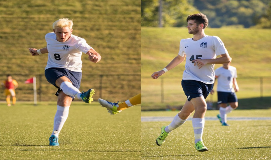 Photo for Sayer, Lamont named to 2016 Academic All-Ohio Team