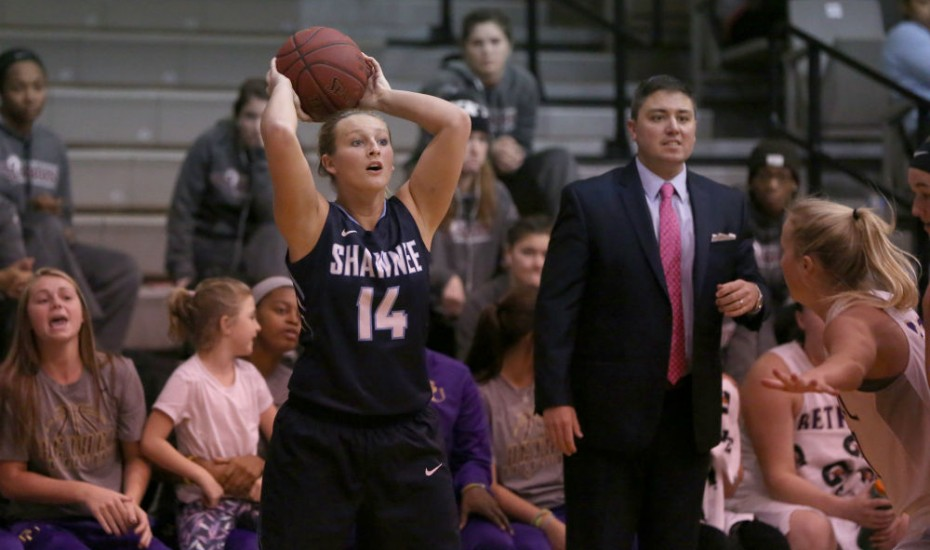 Photo for Women's Basketball knocks off #7 Campbellsville in thriller