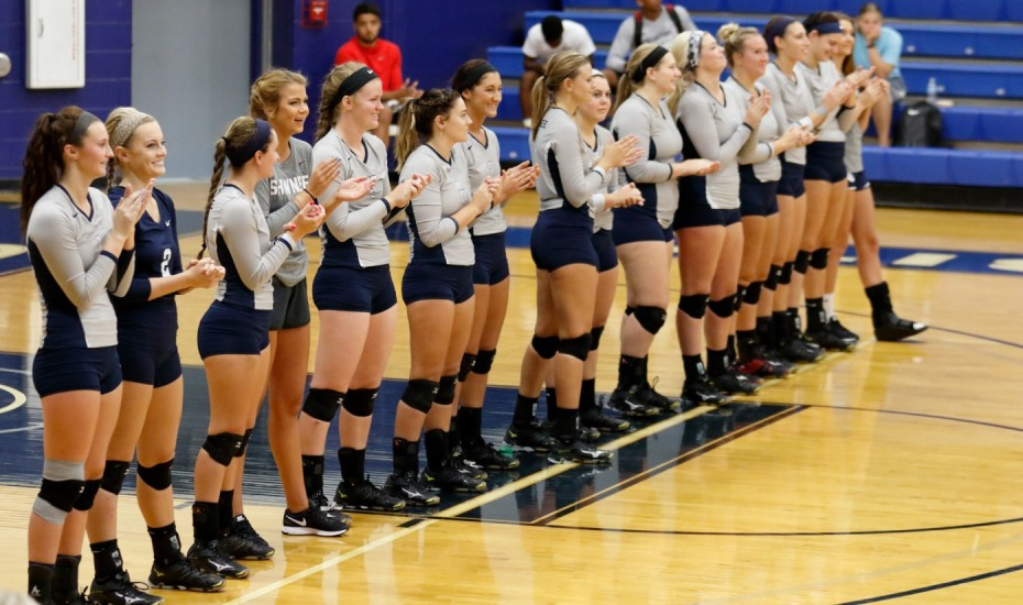 Photo for Volleyball hosts Campbellsville in Mid-South clash
