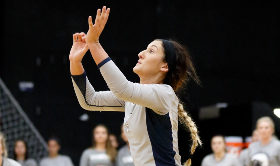 Photo for Volleyball opens MSC Tournament against Lindsey Wilson