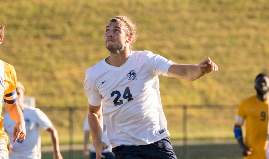 Photo for Men's Soccer has two named MSC All-Conference