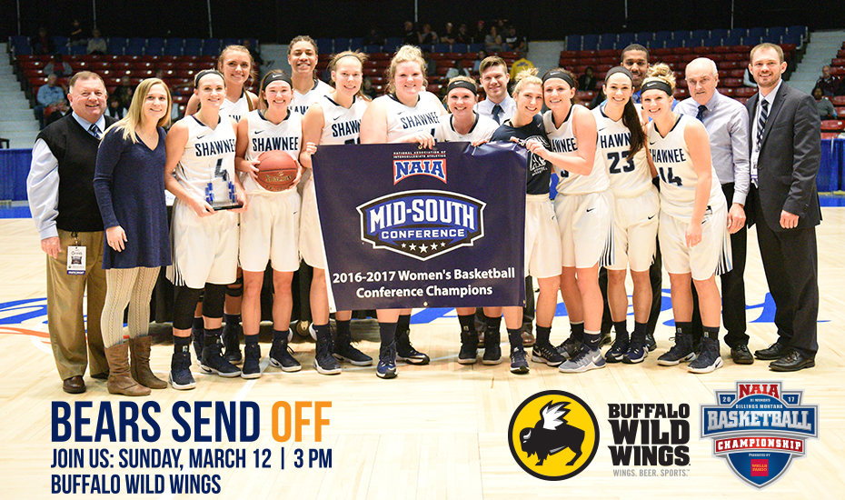 Photo for Women's Basketball to host send-off Sunday