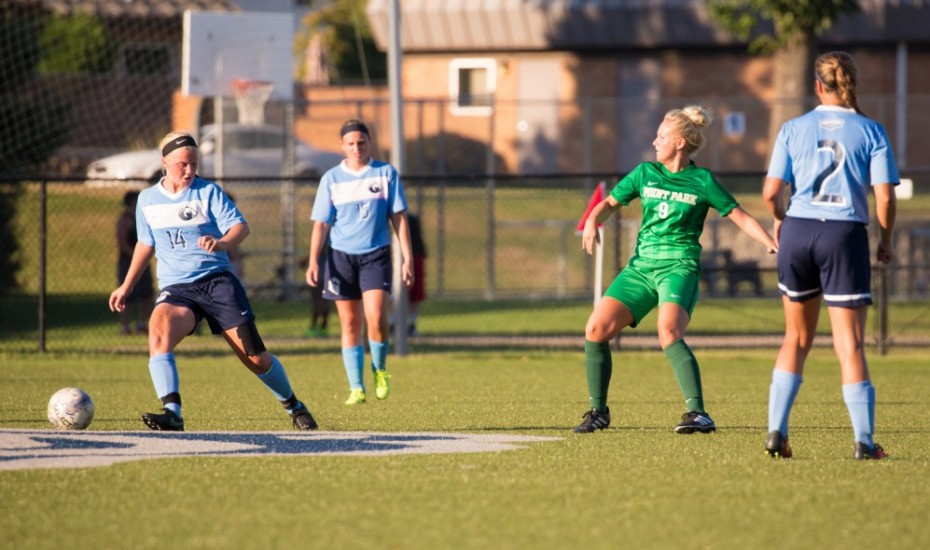 Photo for Women's Soccer cruises past Pikeville