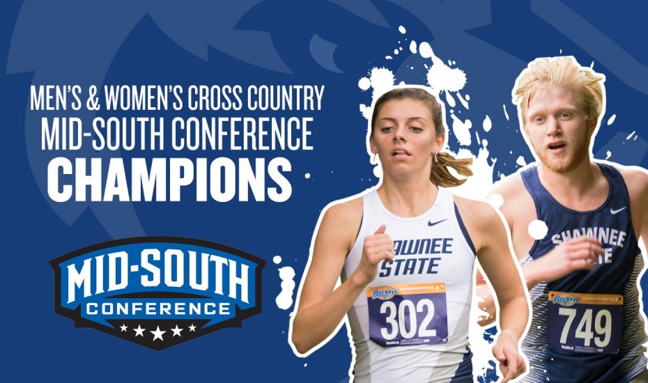 Photo for Cross Country sweeps Mid-South Conference Championships
