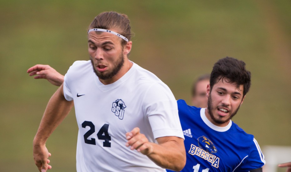 Photo for SSU Men's Soccer falls to Indiana Tech 10-1