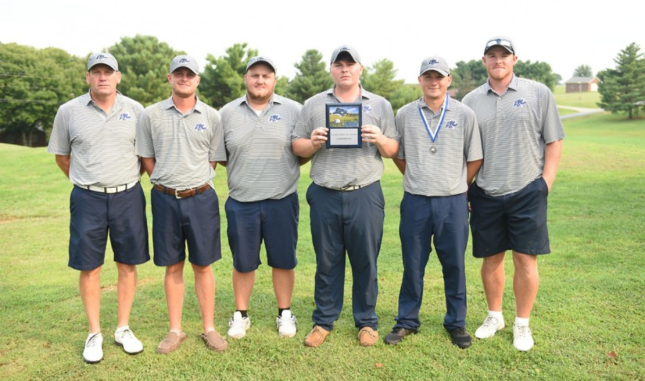 Photo for Men's Golf finishes second at Lindsey Wilson Invitational