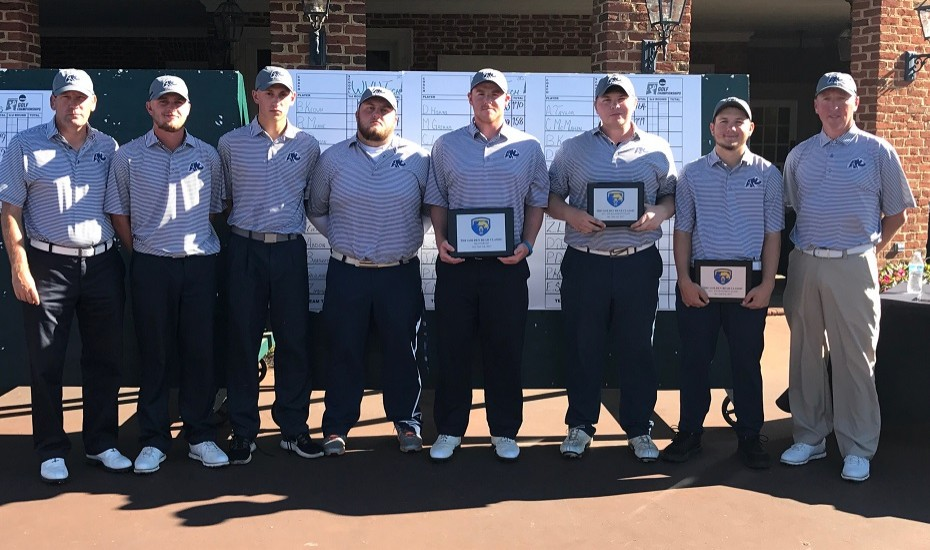 Photo for Men's Golf finishes second at Golden Bears Classic