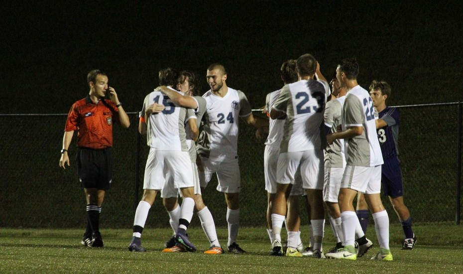 Photo for Men's Soccer falls to Midway 4-2